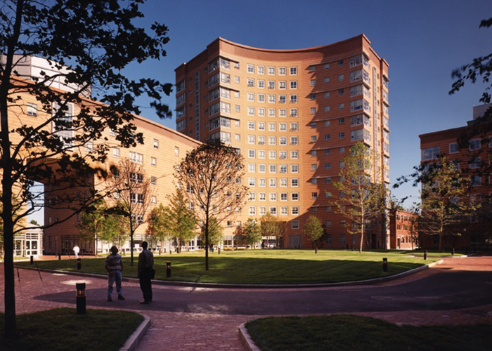 Кампус Northeastern University