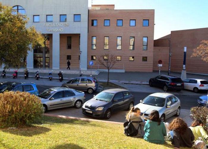 Один из корпусов University of Malaga