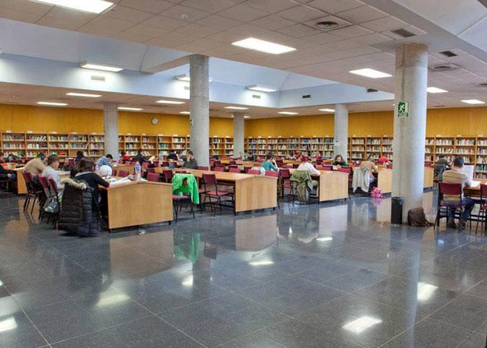 Библиотека University of Malaga