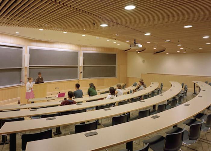 Учебная аудитория University of Massachusetts Dartmouth