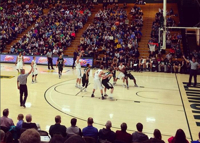 Баскетбольная команда University of Vermont