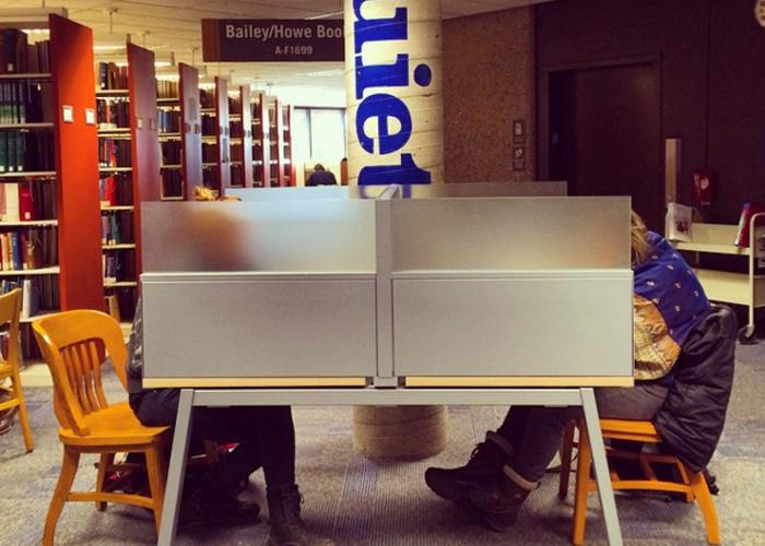 Библиотека University of Vermont