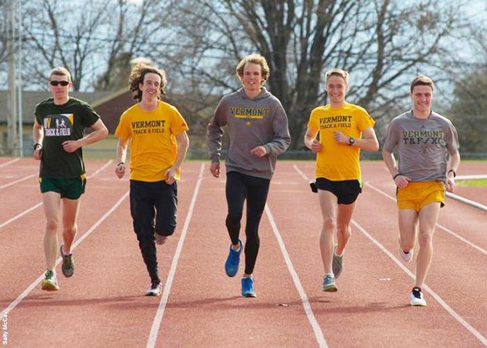 Спортсмены University of Vermont