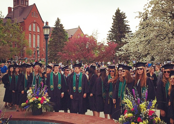 Выпускники University of Vermont