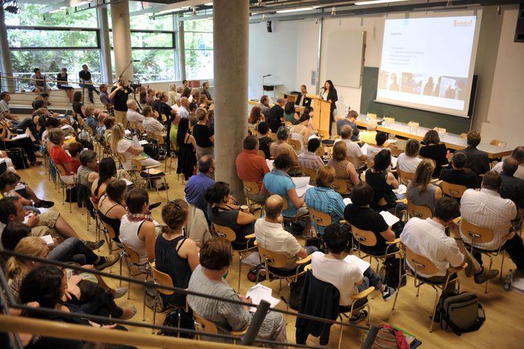 Выступление на конференции в Technische Hochschule Nürnberg Georg Simon Ohm