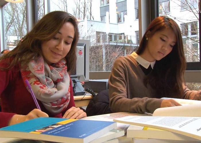 Студенты Technische Hochschule Nürnberg Georg Simon Ohm