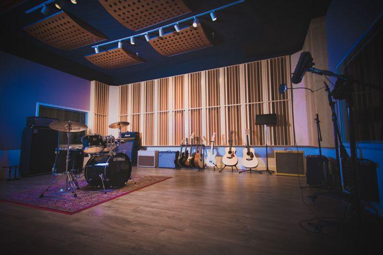 Студия звукозаписи SAE Institute