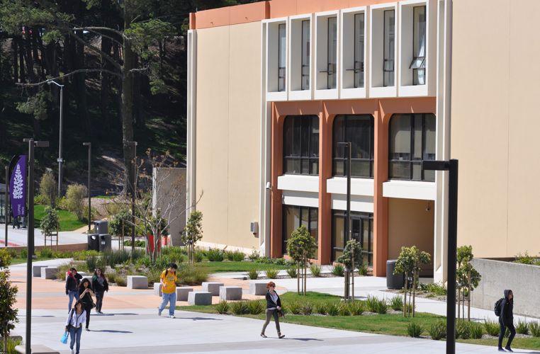 Территория Skyline College