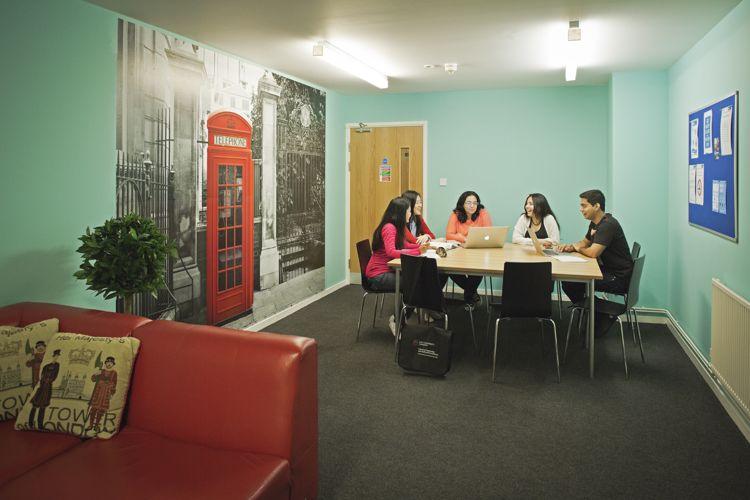 Студенты Kaplan, London Central