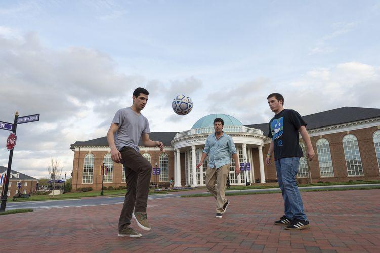 Спорт в High Point University