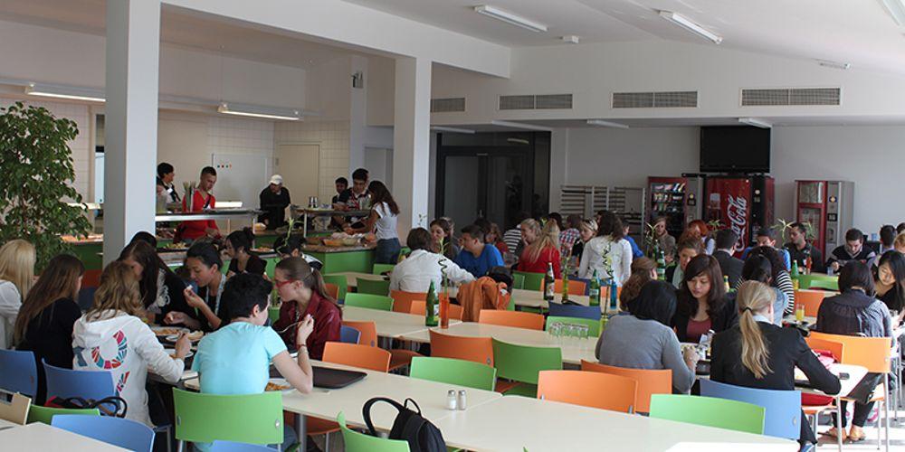 Кафетерий Modul University