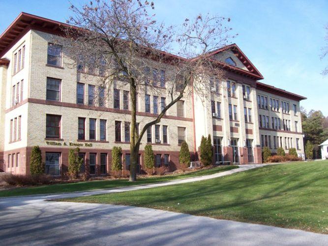 Кампус Lake Land College