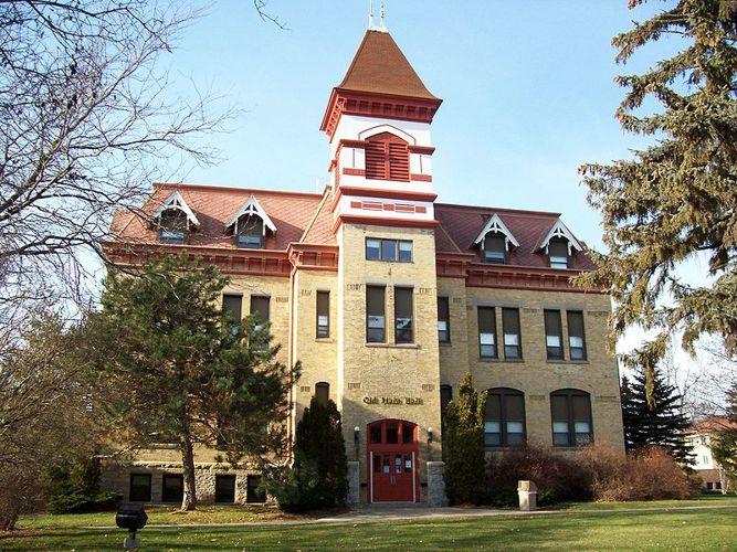 Территория Lake Land College