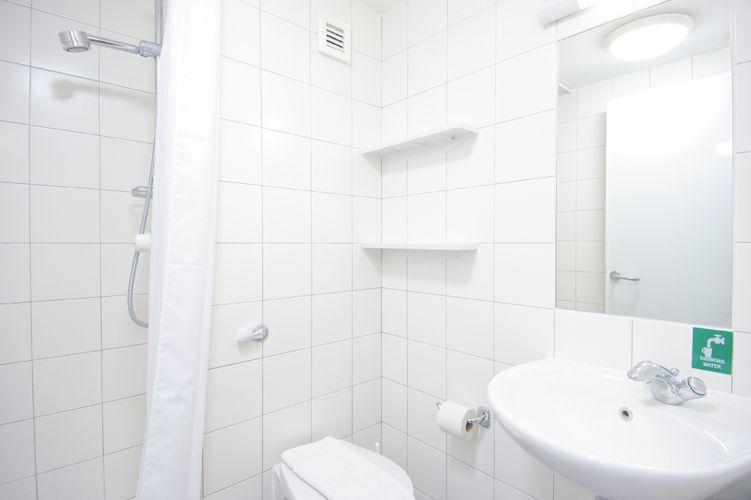 Ванная комната в резиденции при Magnifico, Reading