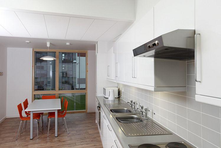 Кухня в резиденции при Magnifico, Reading