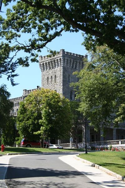 Главный вид Manhattanville College