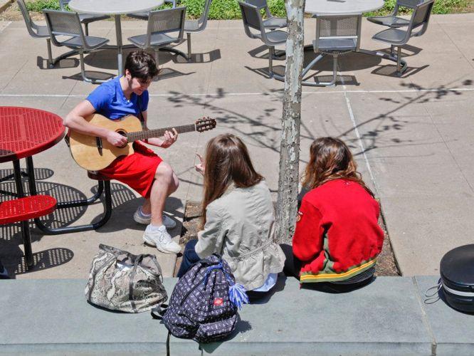 Досуг студентов Manhattanville College