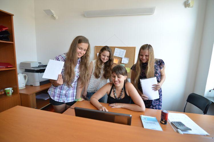 Студенты в Образовательном Центре «Association»