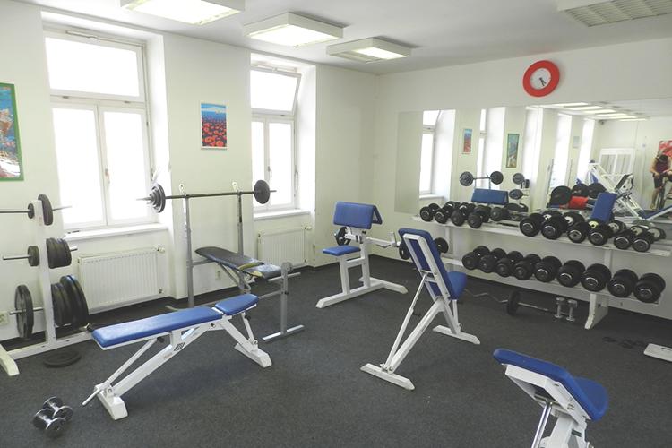 Спортивный зал ЧВУТ