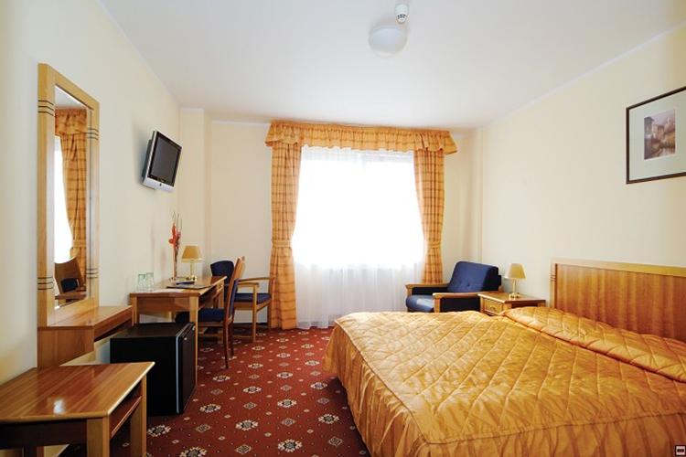 Отель для первичного размещения студентов MSM Academy