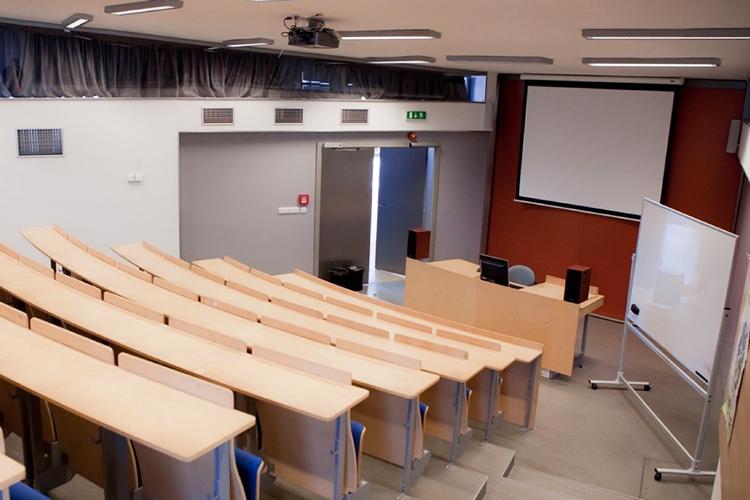 Лекционная аудитория MSM Academy