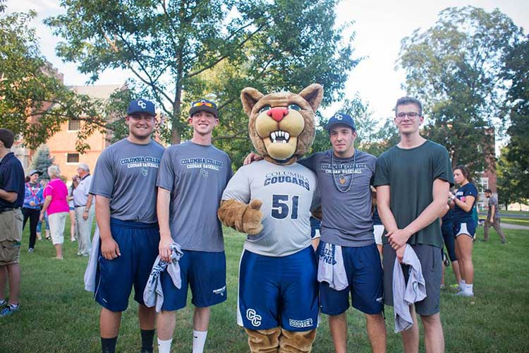 Футбольная команда Columbia College
