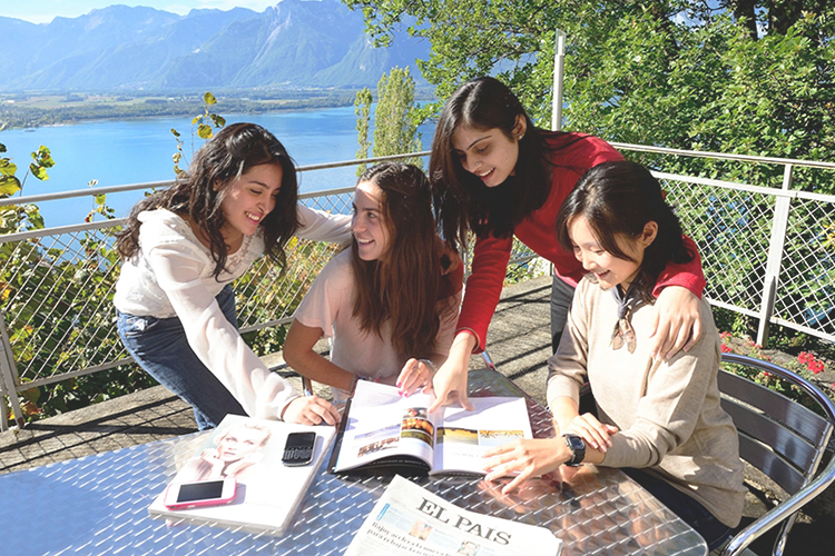 Досуг студентов Surval Montreux