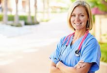 Гринкарта для украинских медсестёр