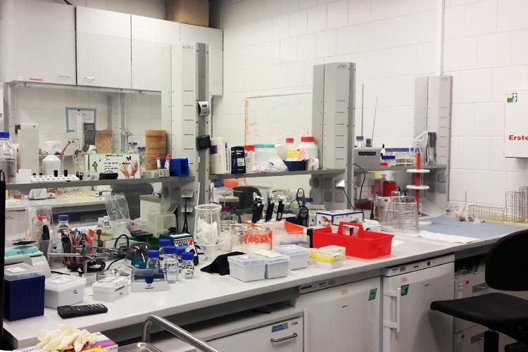 Исследовательская лаборатория Jacobs University