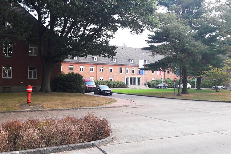 Кампус Jacobs University