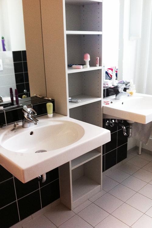 Ванная комната студента Jacobs University