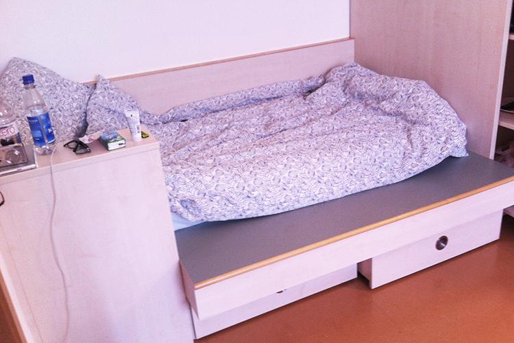 Спальня студента Jacobs University