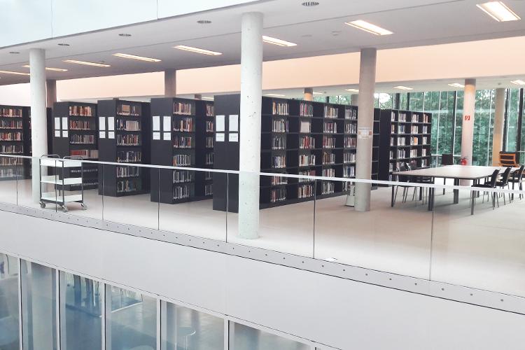 Библиотека Jacobs University