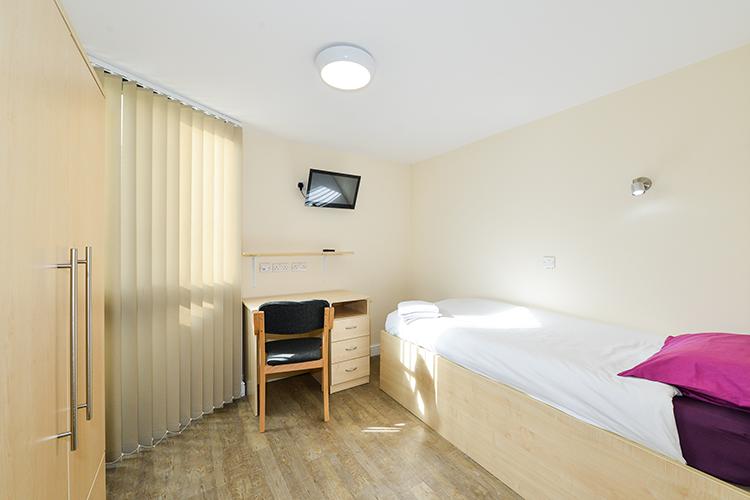 Комната студента в резиденции LILA* Liverpool
