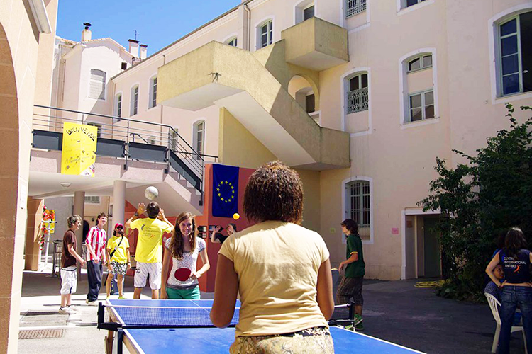 Centre International d'Antibes, Cannes