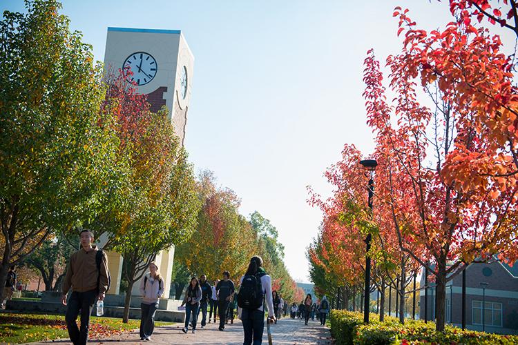 Кампус University of the Pacific