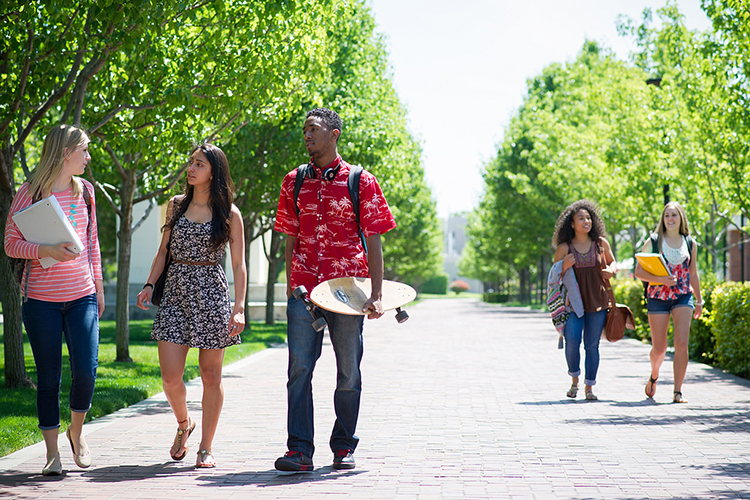 Студенты University of the Pacific