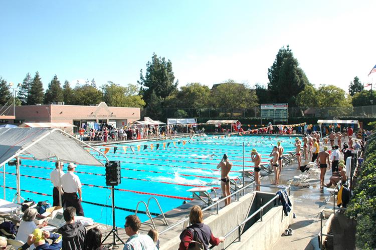 Открытые спортивные соревнования в University of the Pacific