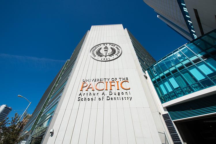 University of the Pacific, кампус в Сакраменто