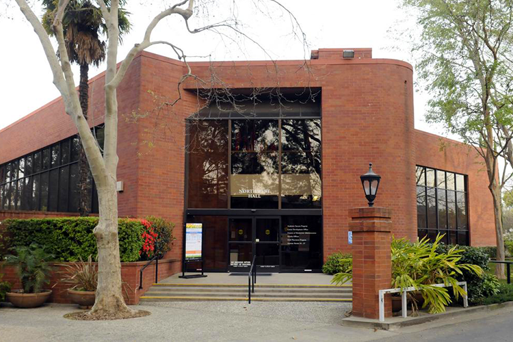 Один из колледжей University of the Pacific