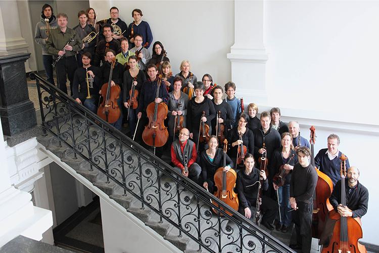 Оркестр при техническом университете Darmstadt