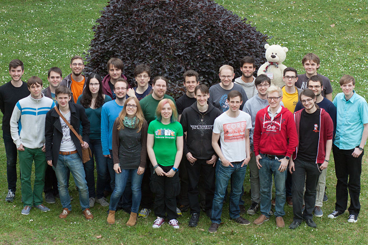 Студенты Darmstadt
