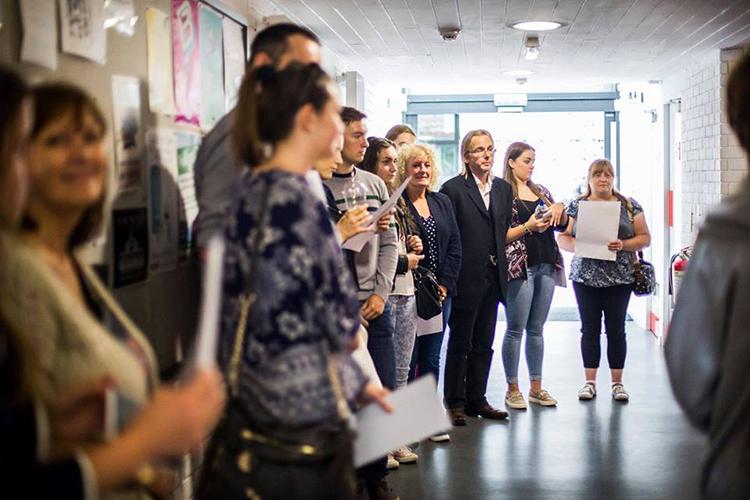 Студенты Arts University Bournemouth