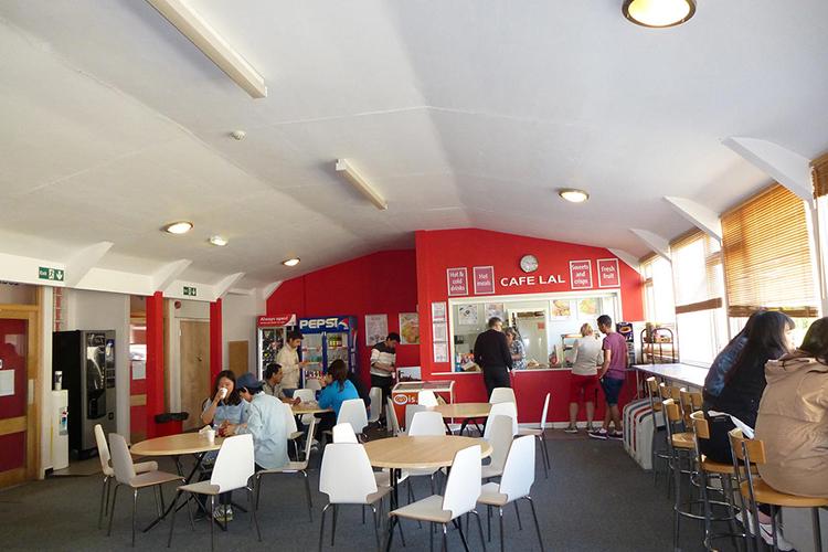 Кафетерий в LAL Torbay