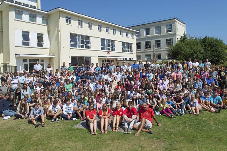 Студенты LAL Torbay