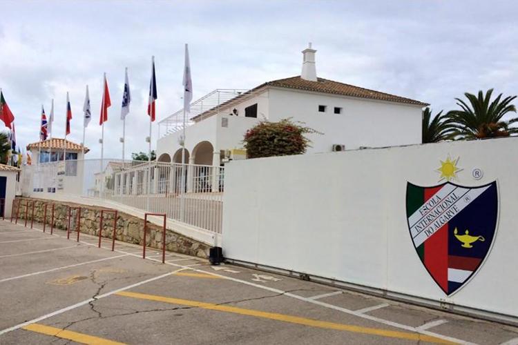 Вид сбоку на The Nobel International School Algarve