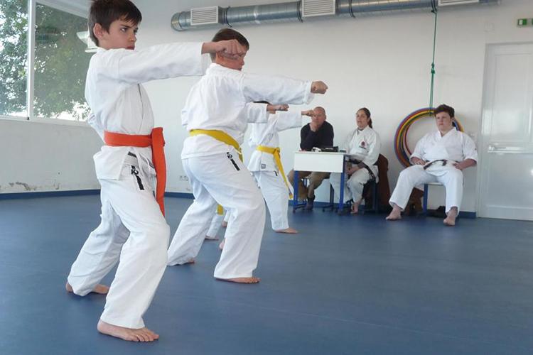 Уроки дзюдо в The Nobel International School Algarve