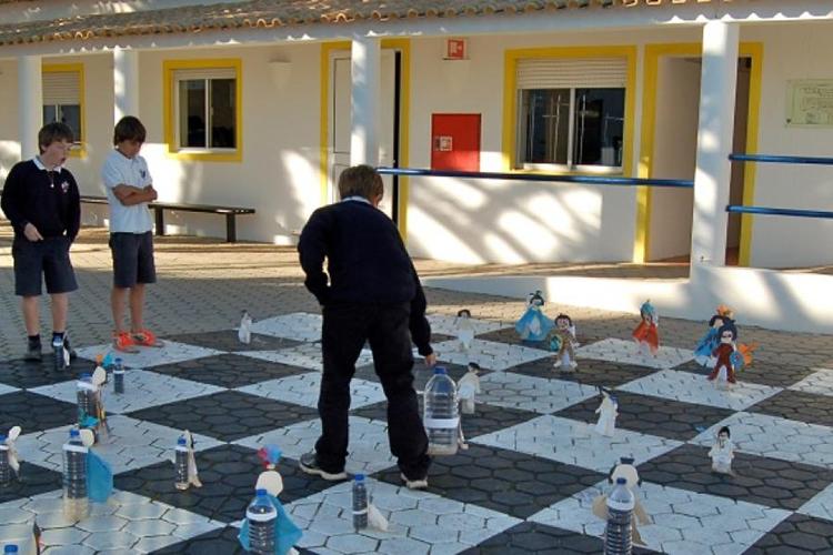 Досуг школьников в The Nobel International School Algarve