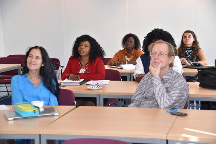 Обучение студентов International Business School The Hague