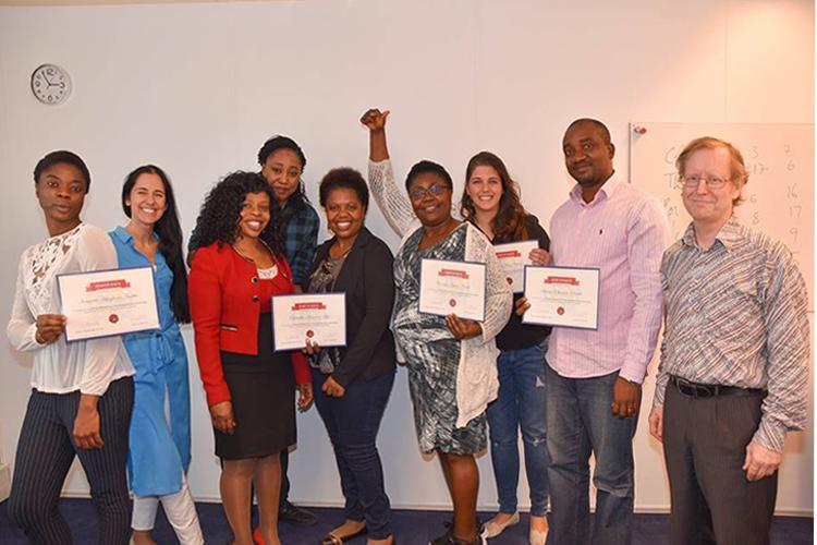Выпускники International Business School The Hague